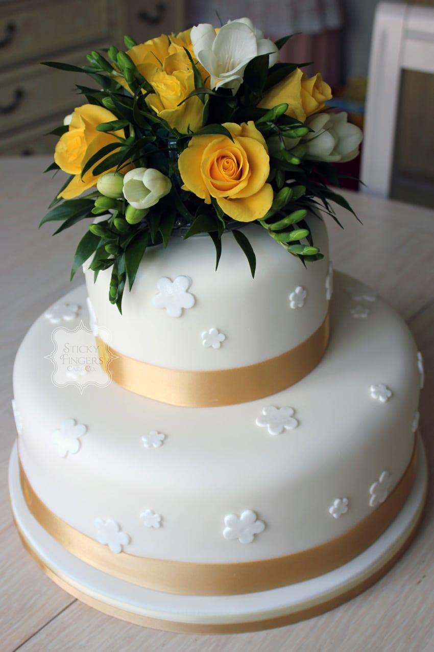 Wedding Cake - Valerie