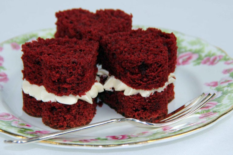 Yummy Cake Samples..