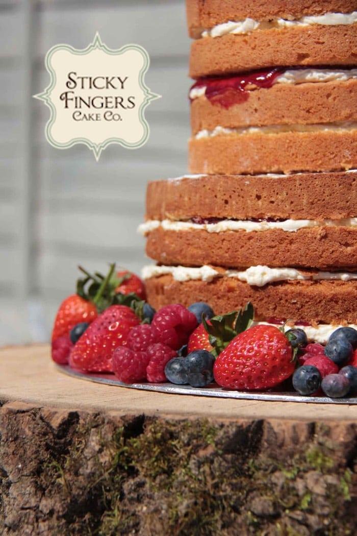 Hand Made Wedding Cakes Essex