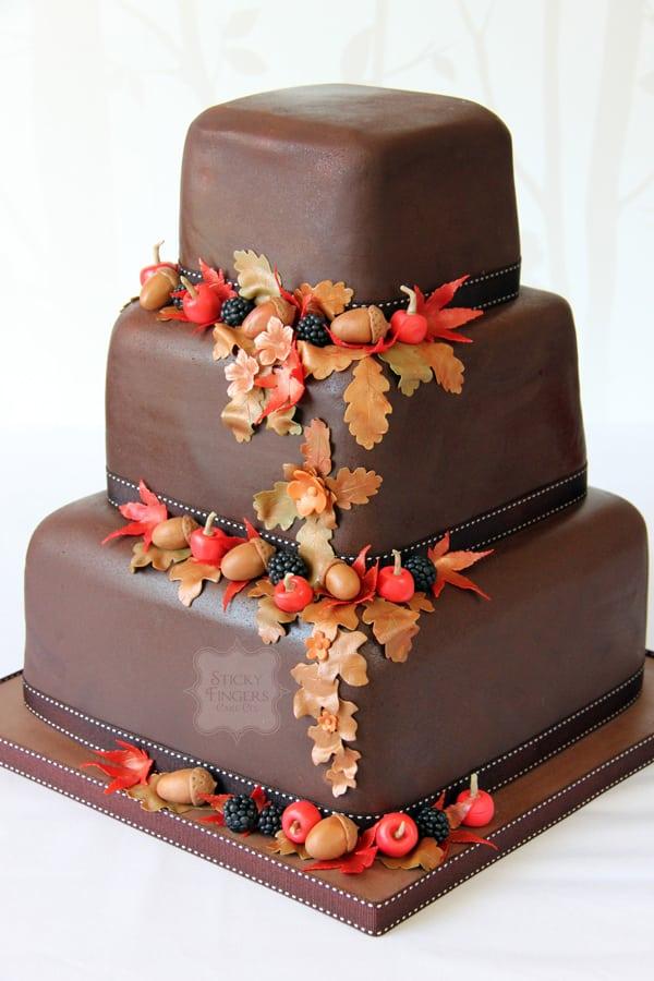Wedding Cake - Frances