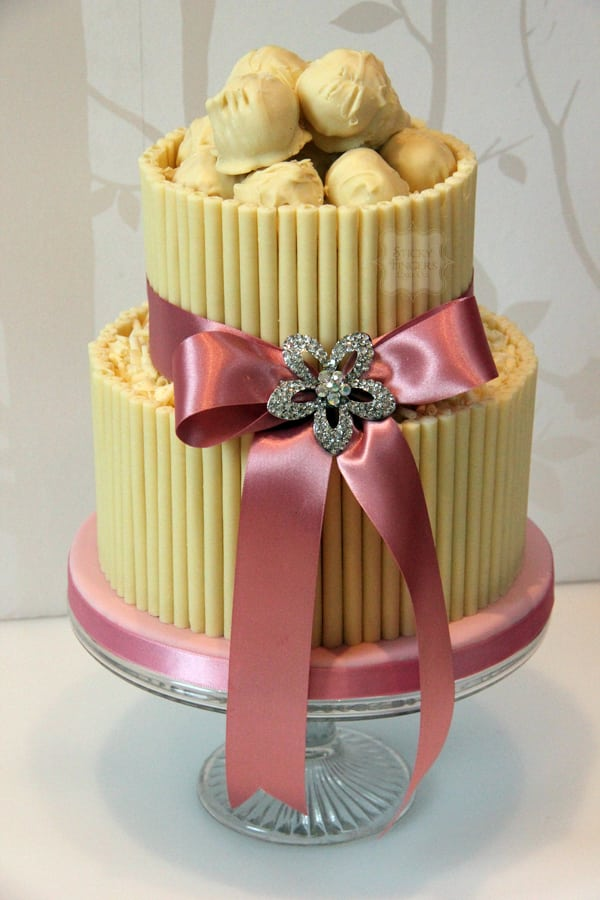 Wedding Cake - Jemma