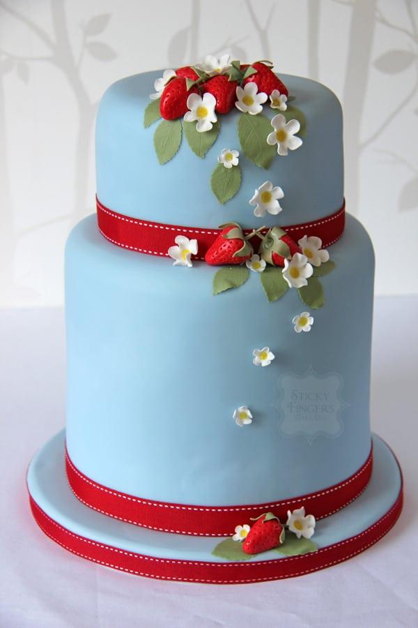 Wedding Cake - Jessica