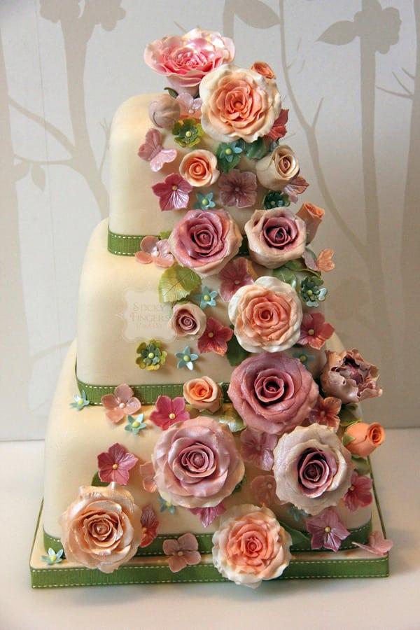 Wedding Cake - Kate