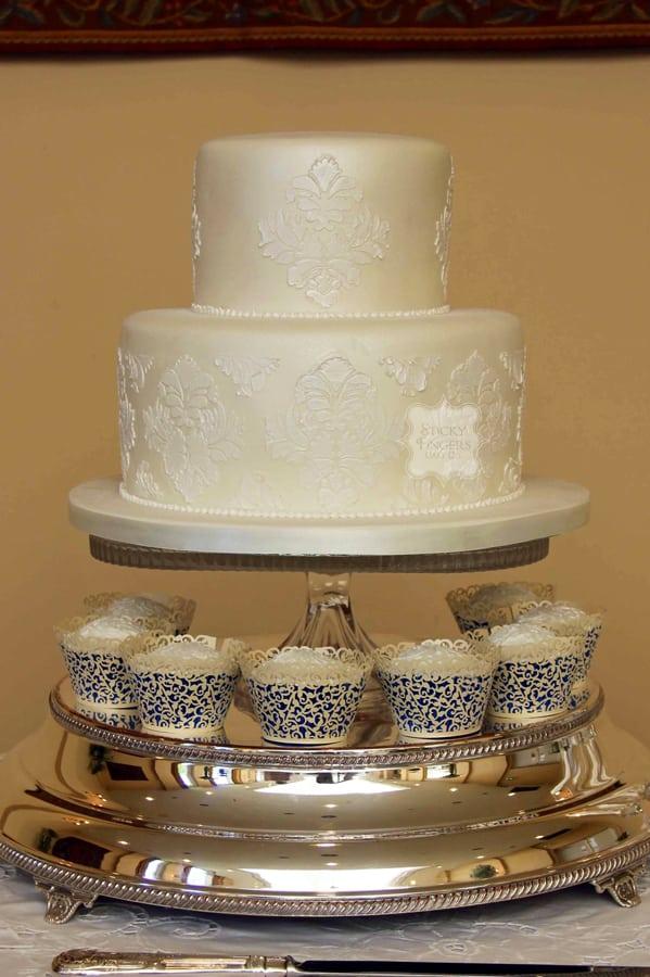 Wedding Cake Rochford – The Lawn, 11th July 2015
