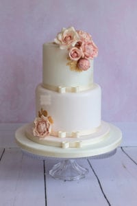 Wedding Cakes Essex - Laura