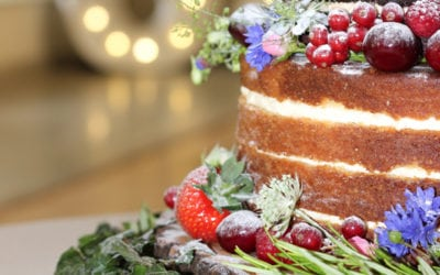 Essex Wedding Cake Delivery..
