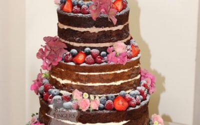 Wedding Cake Dilemma Averted!