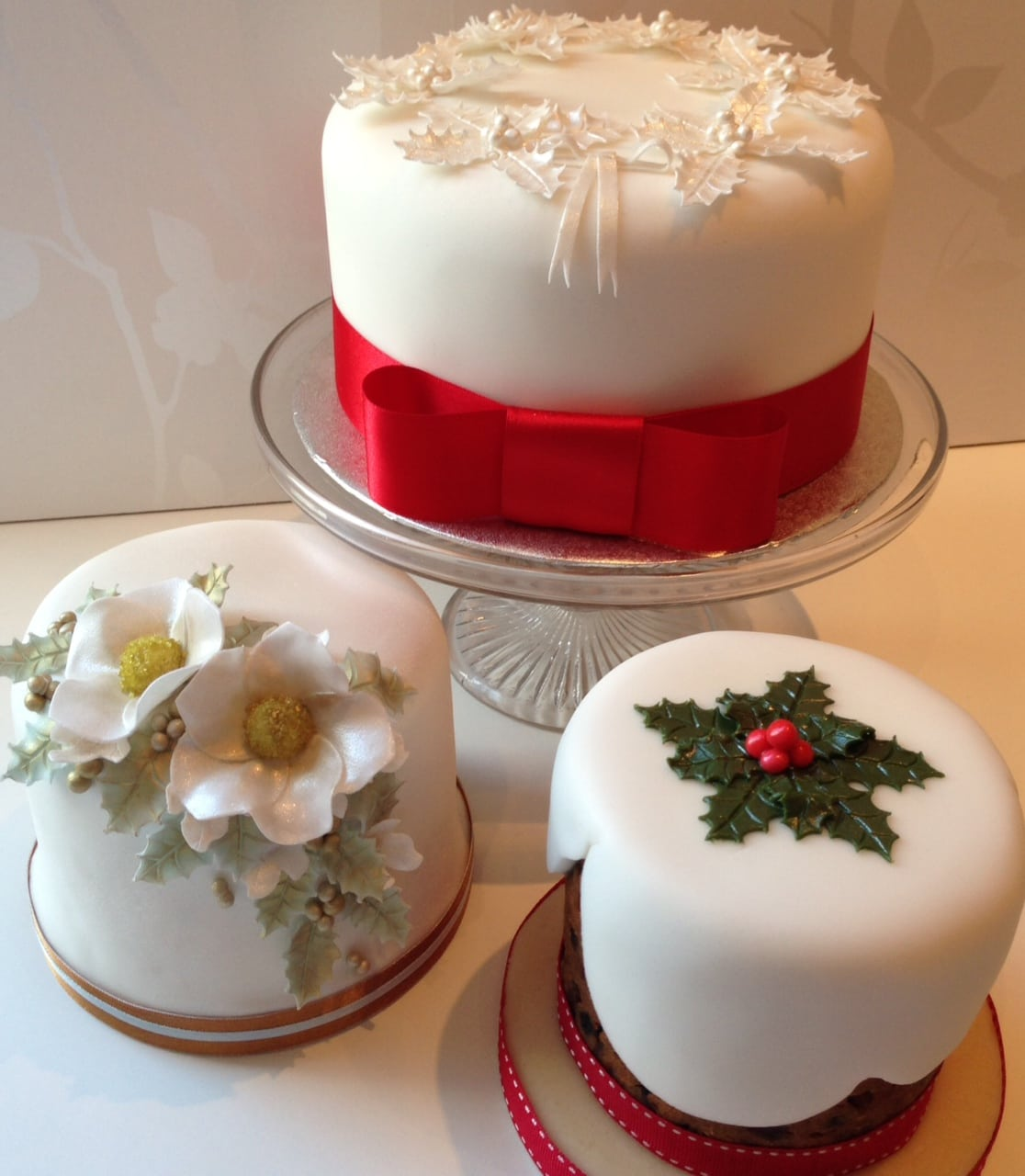 Really Lovely Christmas Cake