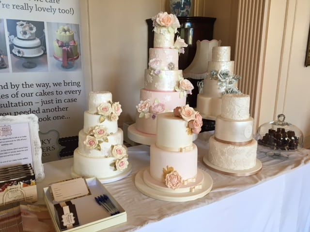 Wedding Fair at The Lawn, Rochford Sunday 11th September.