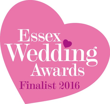 Sticky Fingers Cake Co are in the finals of the Essex Wedding Awards!!