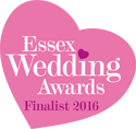 Essex Wedding Awards Finalist 2016