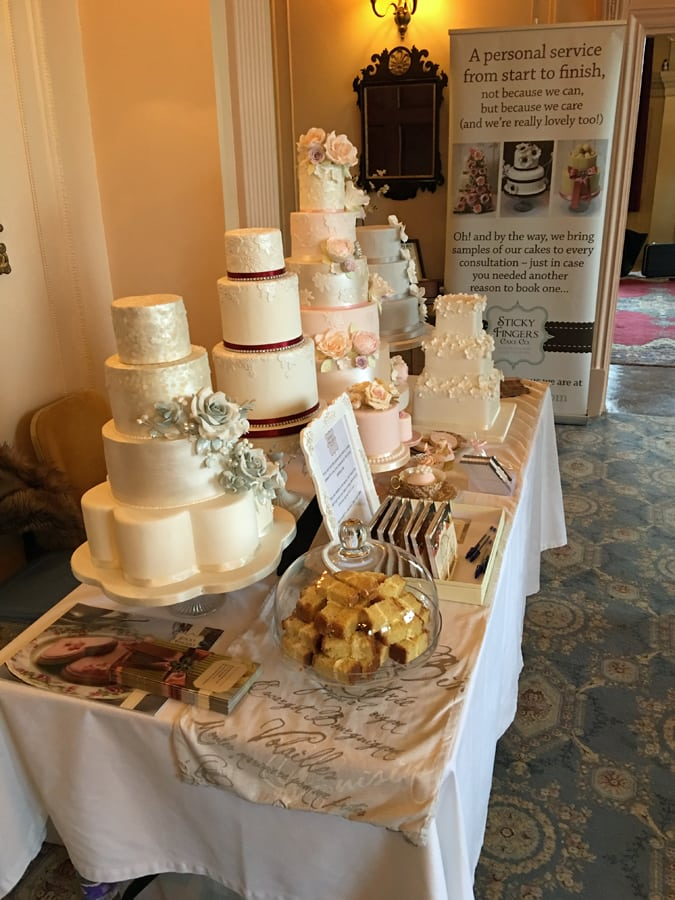 Another Fabulous Wedding Fair at The Lawn, Rochford..