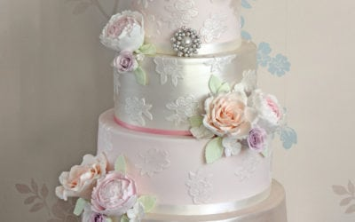 "Meet our new wedding cake ""Victoria""…"
