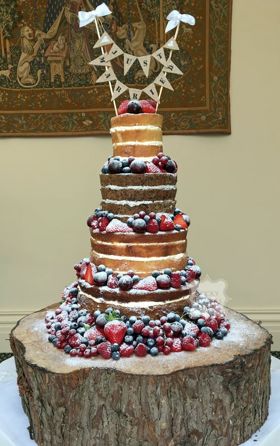 Essex Wedding Cake