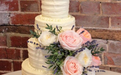 A Right Royal Wedding Cake!