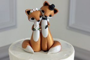 Essex Wedding Cake